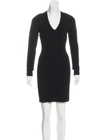 Rag & Bone Rib Knit Mini Dress w/ Tags None