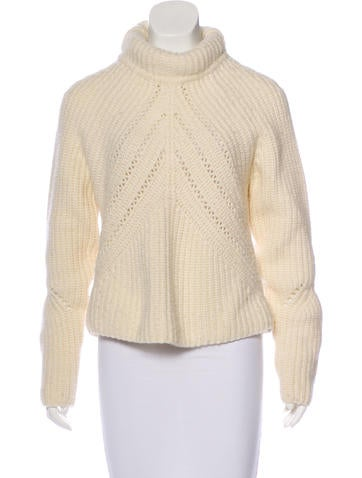 Rag & Bone Long Sleeve Knit Turtleneck None