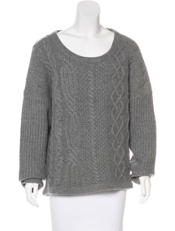 Rag & Bone Wool & Cashmere-Blend Sweater None