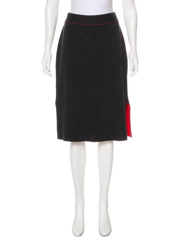 Rag & Bone Andee Knit Skirt w/ Tags None