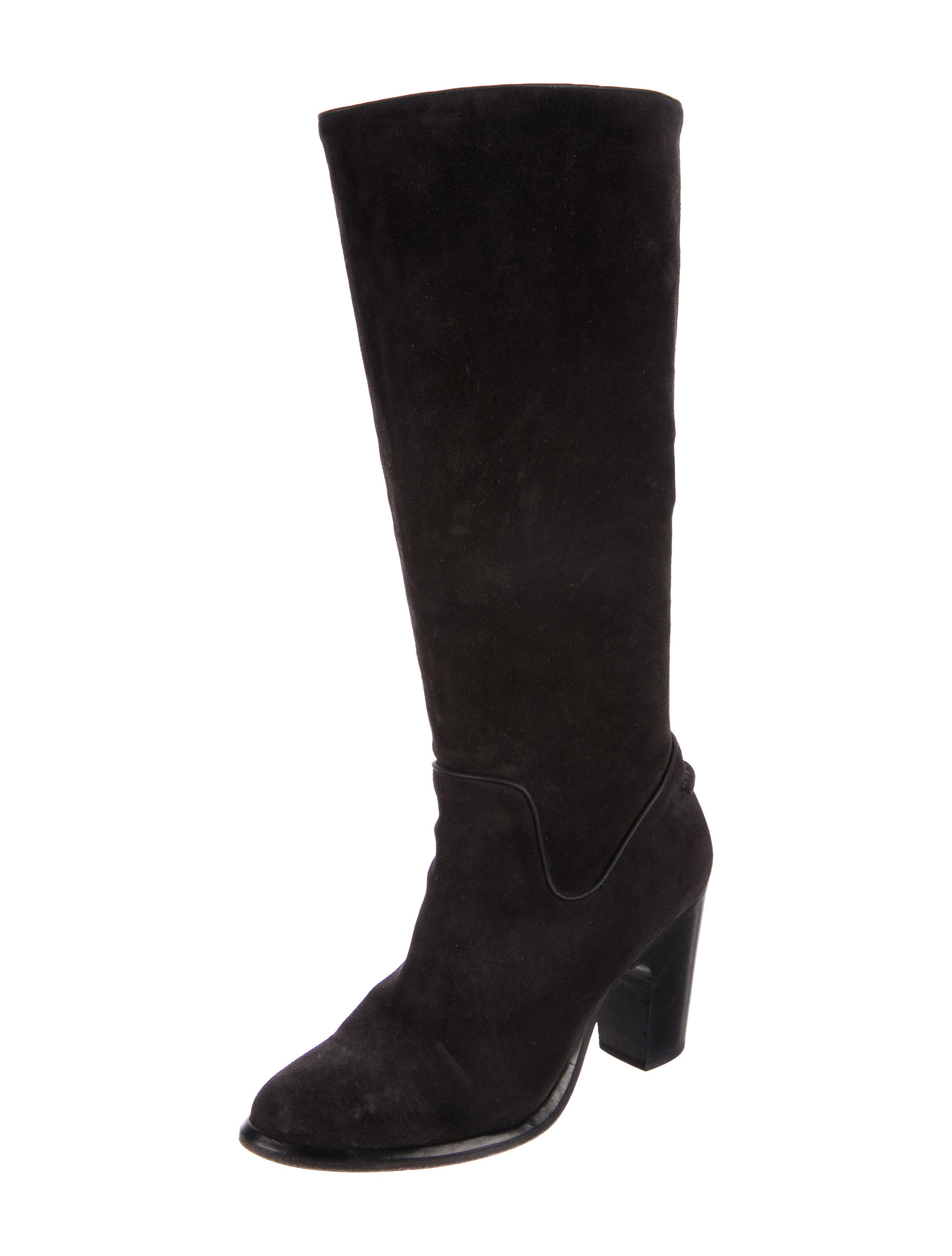 rag bone suede knee high boots shoes wragb79330