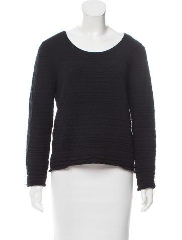 Rag & Bone Patterned Wool Sweater None