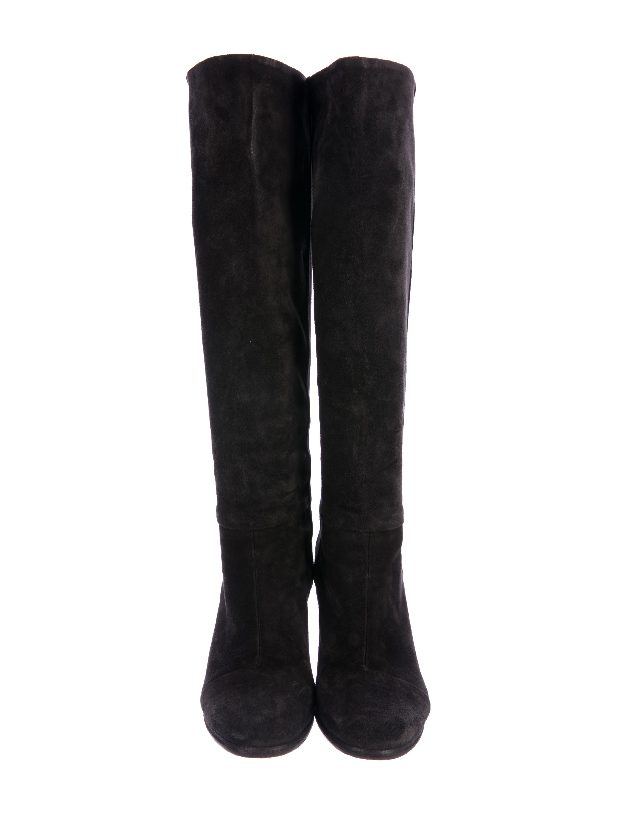 rag bone suede knee high boots shoes wragb80441