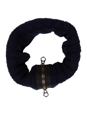 Rag & Bone Wool Zip Snood None