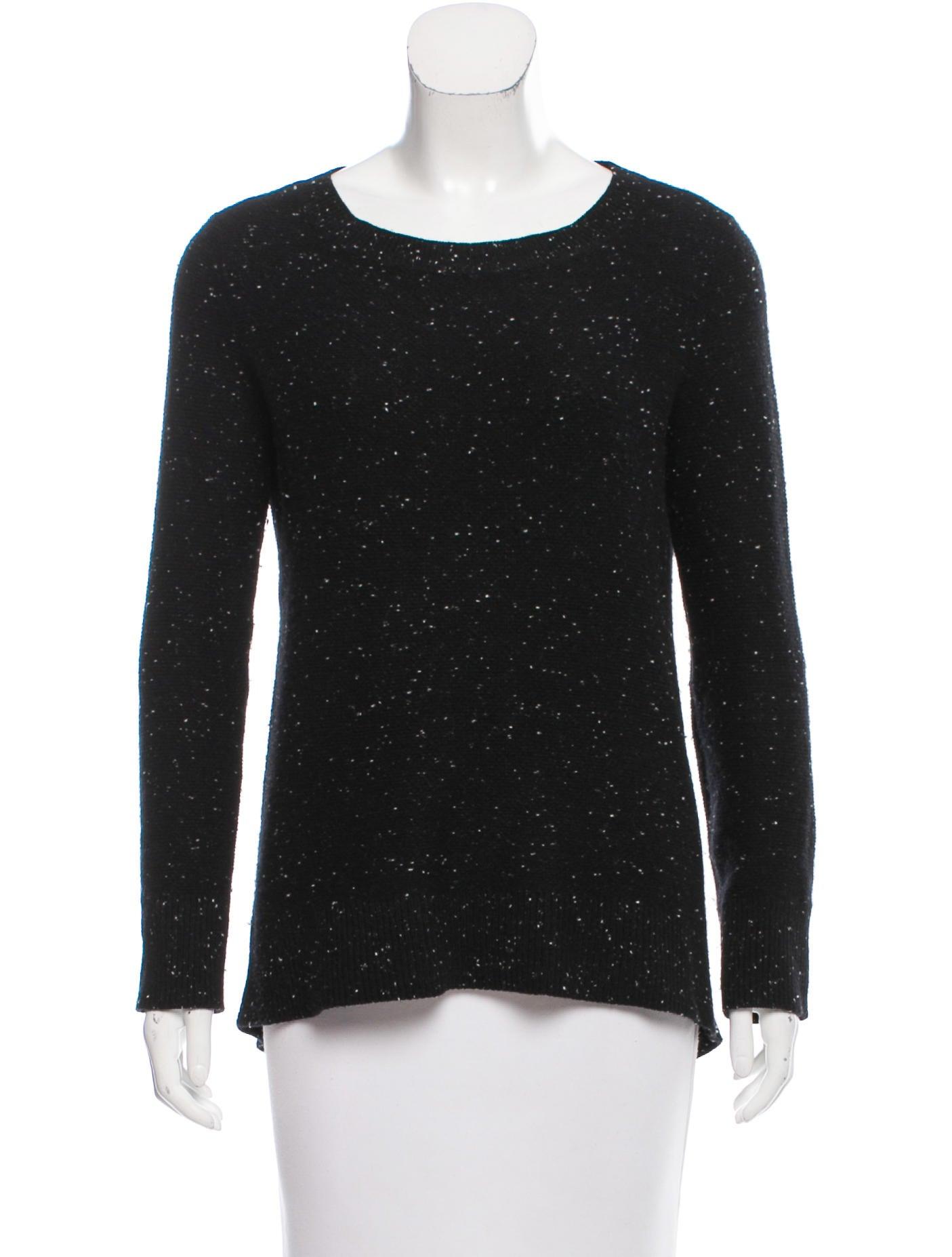 Rag & Bone Lightweight Cashmere Sweater - Clothing - WRAGB82217 ...