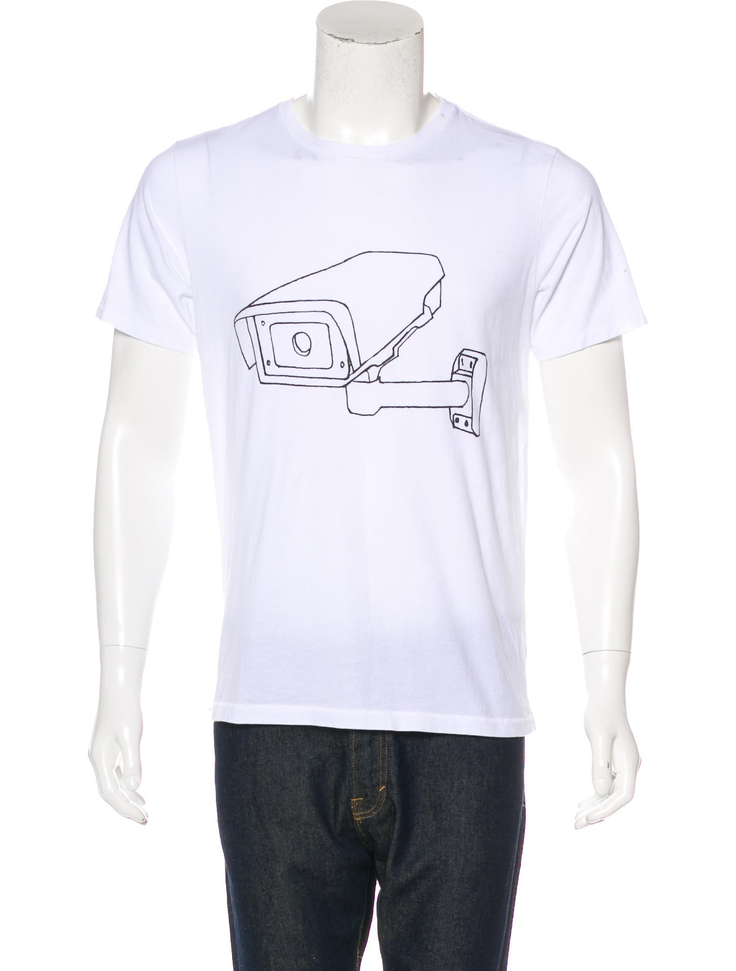 Rag bone graphic t shirt clothing wragb84152 the for Rag and bone t shirts