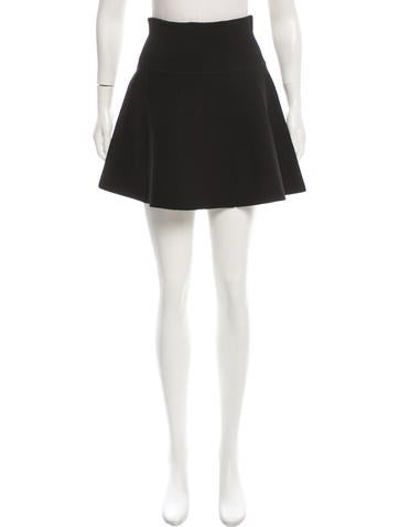 Rag & Bone Knit Mini Skirt w/ Tags None