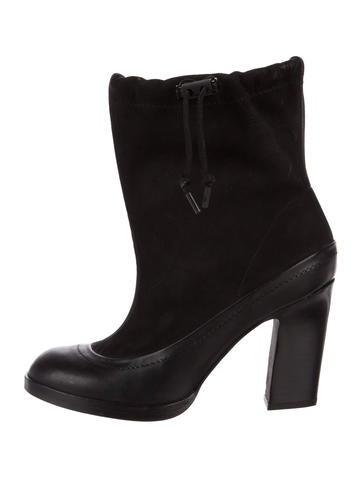 Rag & Bone Albion Drawstring Ankle Boots sale 100% original buy cheap lowest price kzRLx