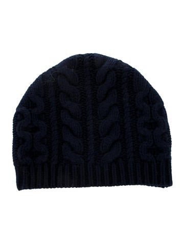 Rag & Bone Wool Cable Knit Beanie None