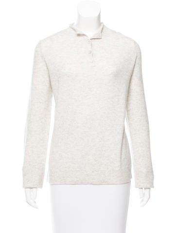 Rag & Bone Wool & Cashmere Knit Sweater None