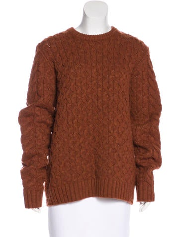 Rag & Bone Wool Crew Neck Sweater None