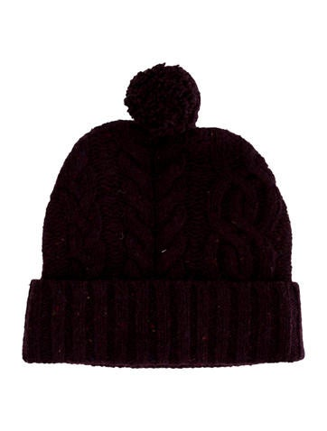 Rag & Bone Wool Pom-Pom Beanie None