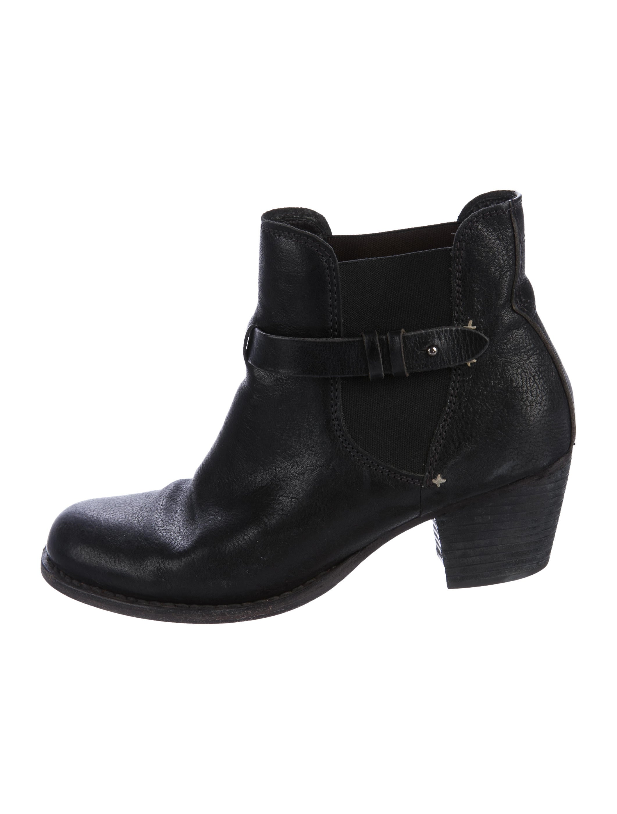Rag & Bone Durham Round-Toe Ankle Boots discount geniue stockist new outlet cost footaction sale online UXEeTDtr7