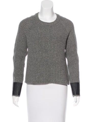 Rag & Bone Oversize Wool Sweater None