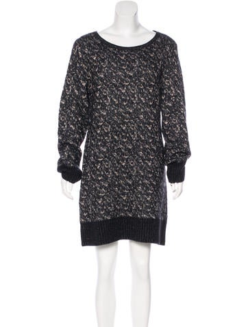 Rag & Bone Wool-Blend Sweater Dress w/ Tags None