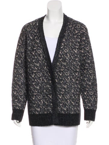 Rag & Bone Wool-Blend Cardigan None
