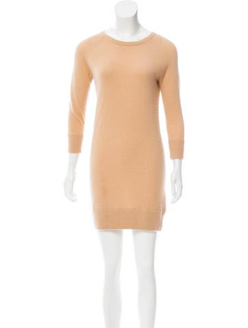 Rag & Bone Cashmere Sweater Dress None