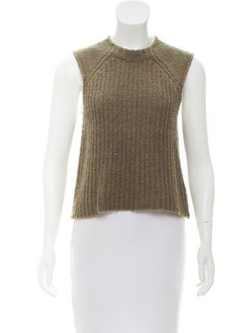 Rag & Bone Sleeveless Sweater None