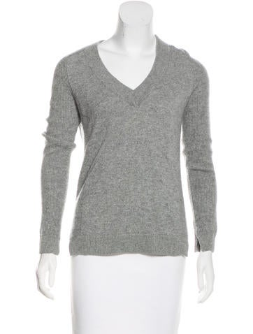 Rag & Bone Cashmere Knit Sweater None