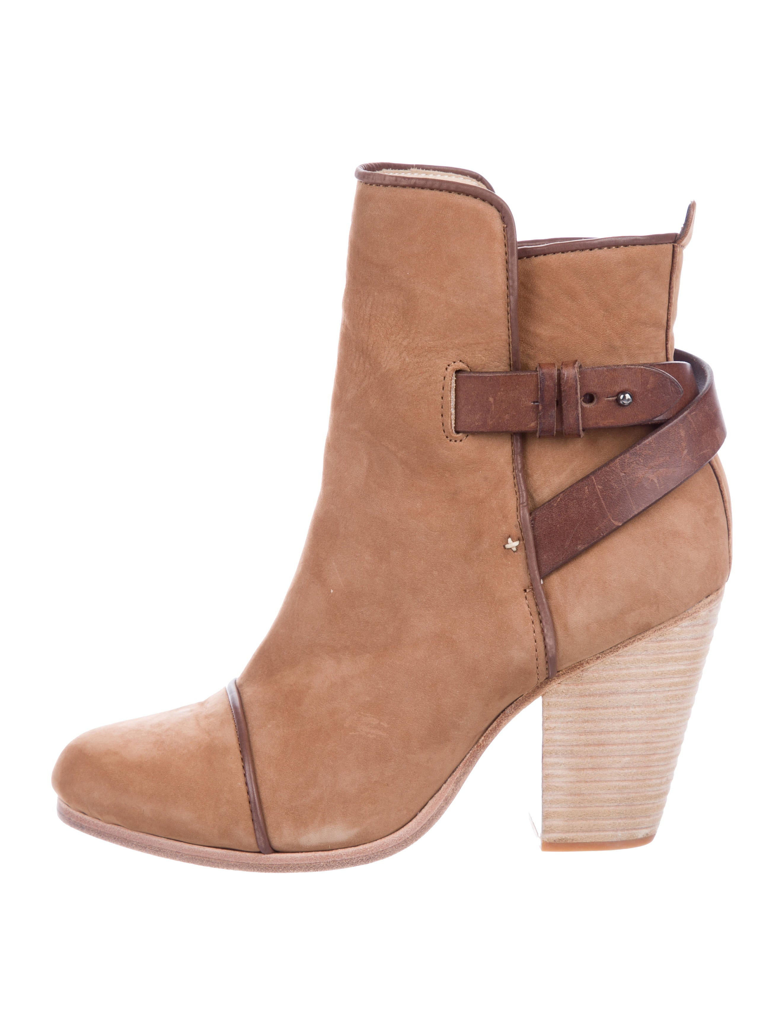 discount recommend Rag & Bone Kinsey Round-Toe Ankle Boots get authentic eQdFpifWA