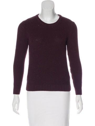 Rag & Bone Rib Knit Sweater None
