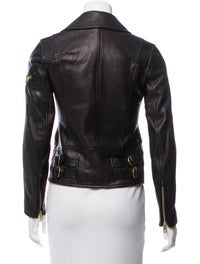 Rag & Bone Minerva Leather Jacket - Clothing - WRAGB95599
