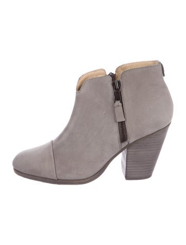 Rag & Bone Margot Round-Toe Ankle Boots w/ Tags sneakernews cheap price low shipping fee cheap price sale 2014 new looking for for sale Em3UvS