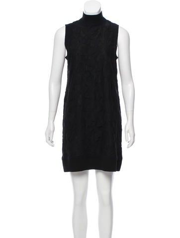 Rag & Bone Sleeveless Lace Mini Dress None