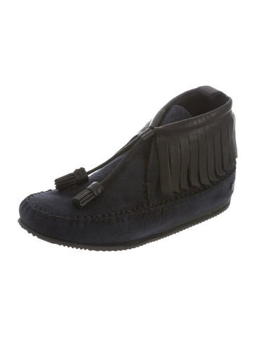 Rag & Bone Suede Ghita Booties w/ Tags best place to buy online pre order buy cheap outlet locations uDZzhdN28T