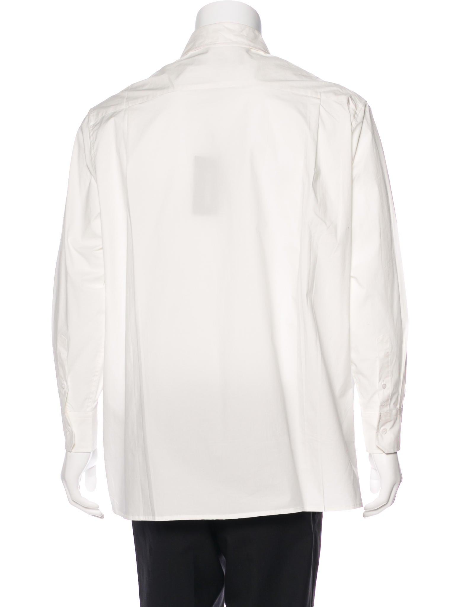 Raf simons x robert mapplethorpe 2017 untitled 1972 shirt for Raf simons robert mapplethorpe shirt