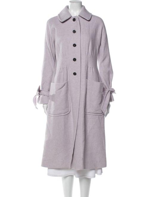 Rebecca Taylor Wool Coat Wool