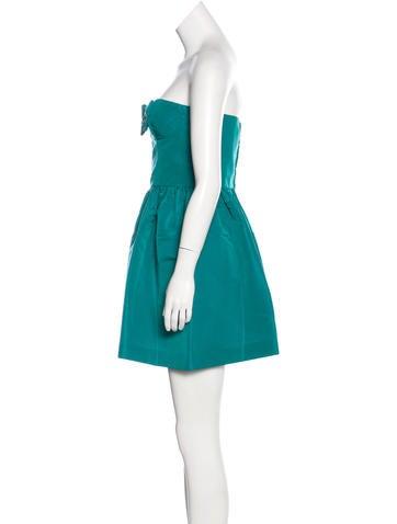 Bustier Mini Dress