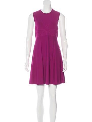 Red Valentino Knit Mini Dress w/ Tags None