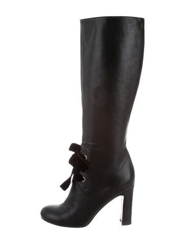 RED Valentino Knee high boots wFRrJJVew6