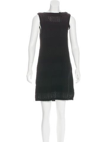 Red Valentino Knit Mini Dress None