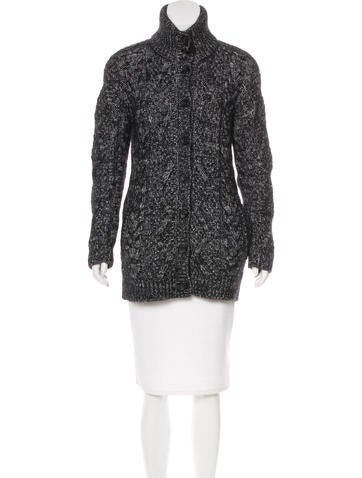 Red Valentino Wool & Mohair-Blend None
