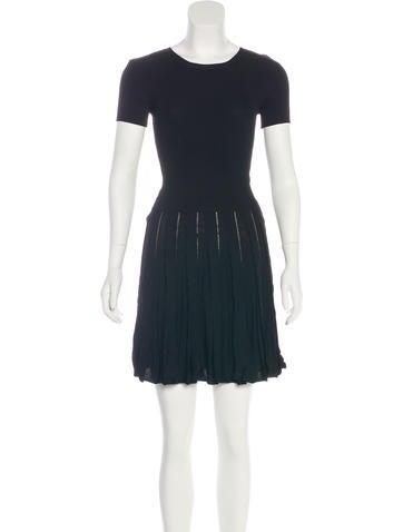 Red Valentino Mini A-Line Dress None