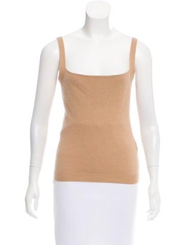 Red Valentino Knit Sleeveless Top None