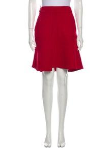 Red Valentino Knee-Length Skirt