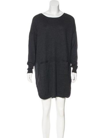Repeat Merino Wool Tunic w/ Tags None
