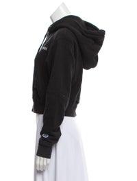 V-Neck Long Sleeve Sweatshirt image 2