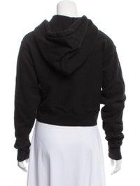 V-Neck Long Sleeve Sweatshirt image 3