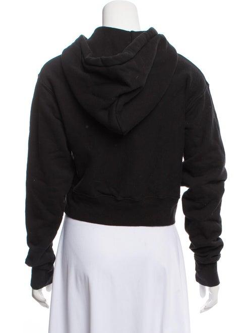 V-Neck Long Sleeve Sweatshirt