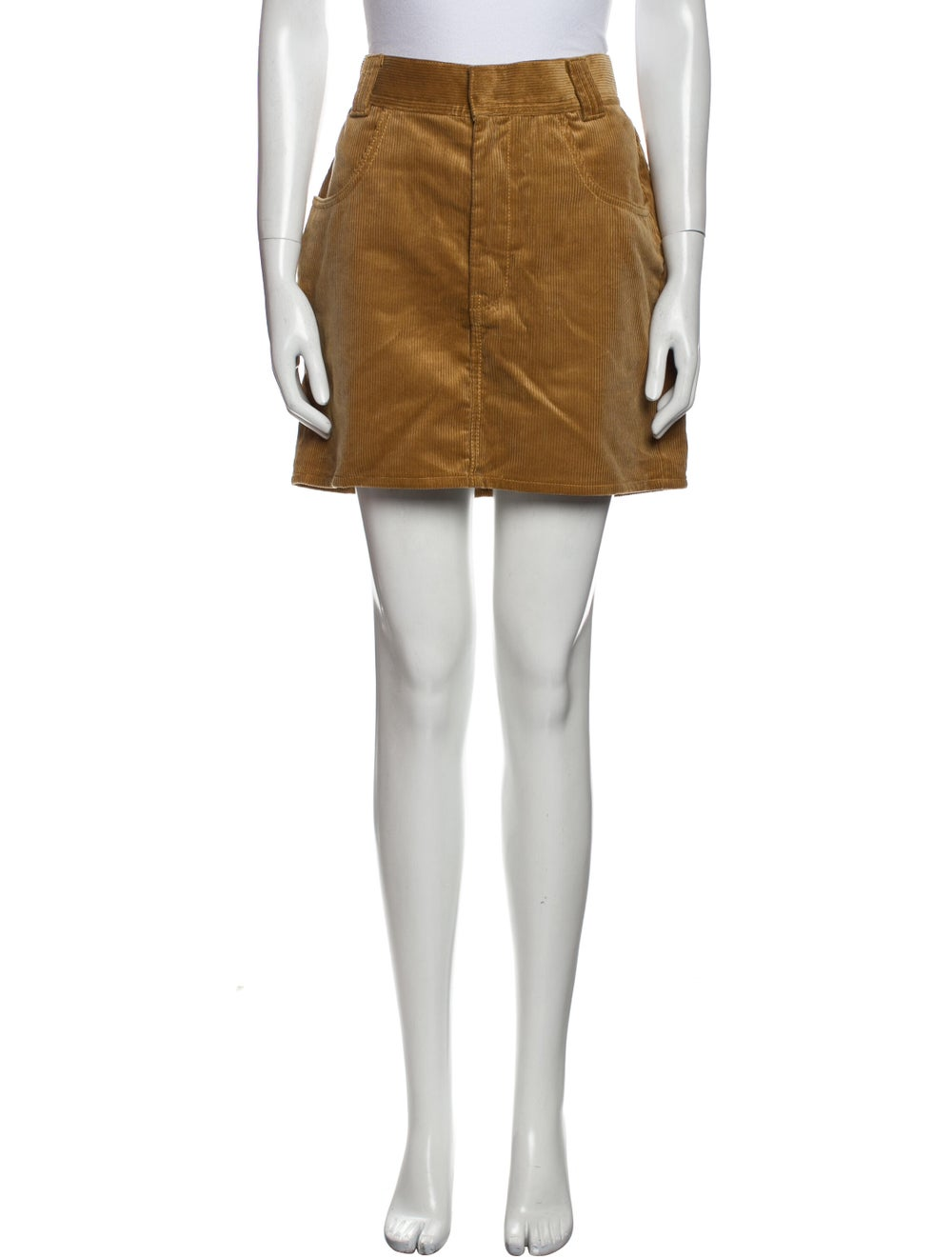 Re/Done Mini Skirt - image 1
