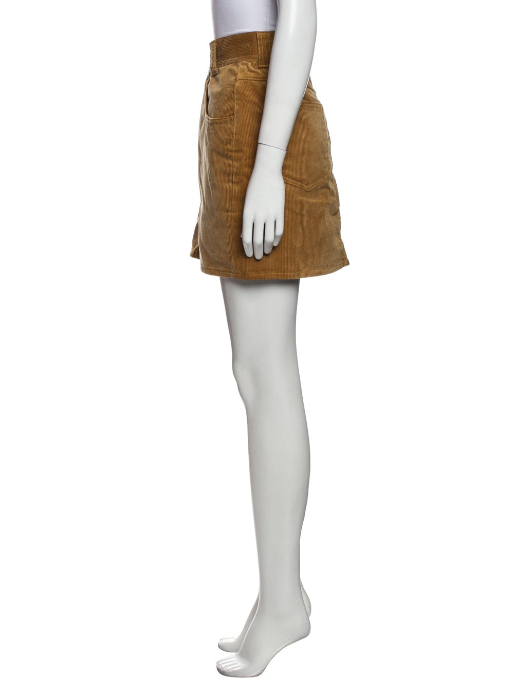 Re/Done Mini Skirt - image 2