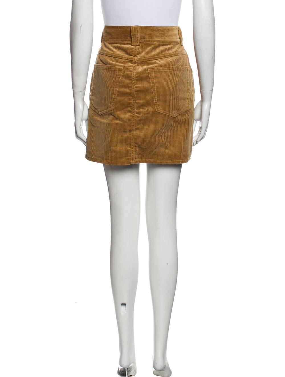 Re/Done Mini Skirt - image 3