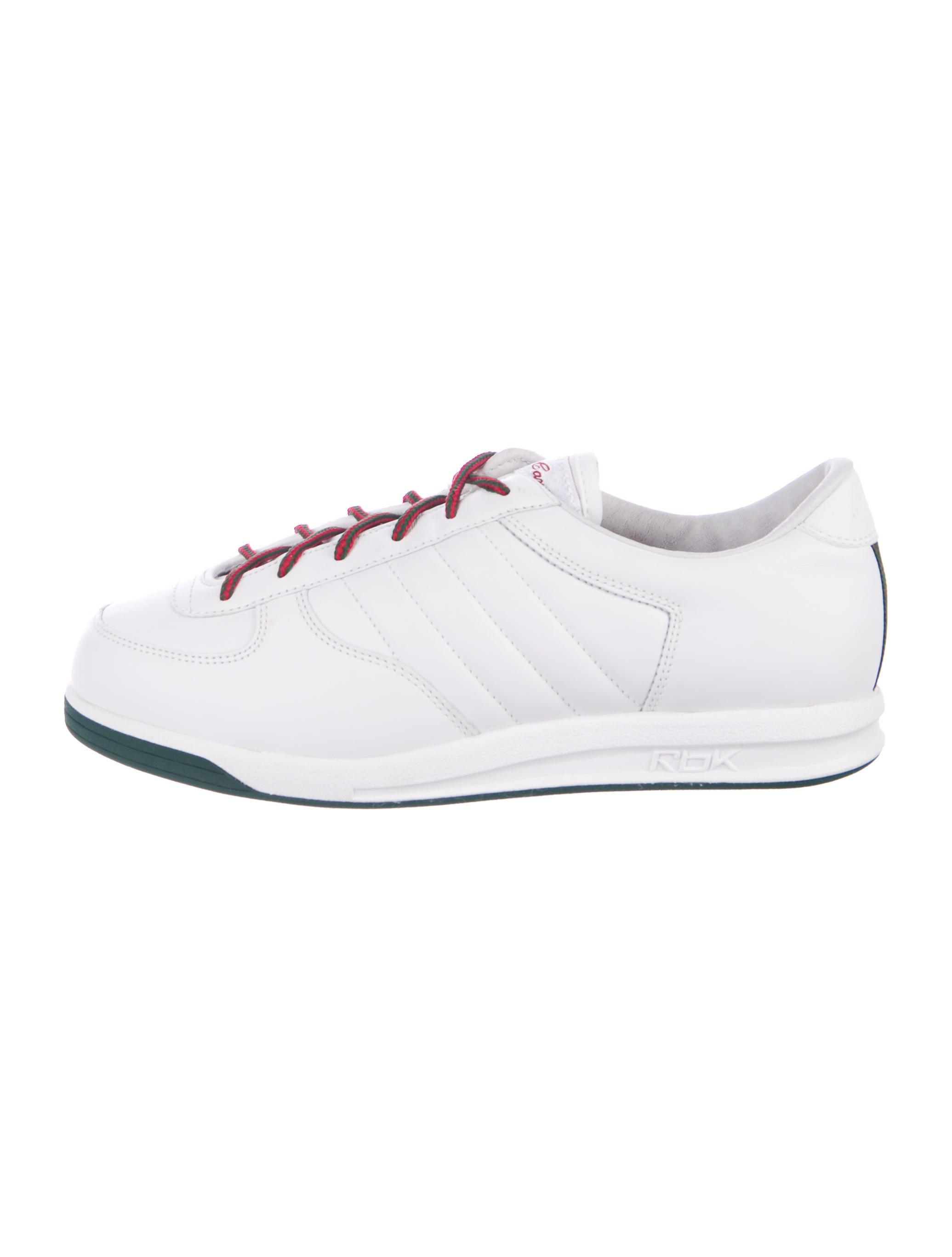 Reebok S. Carter Leather Sneakers