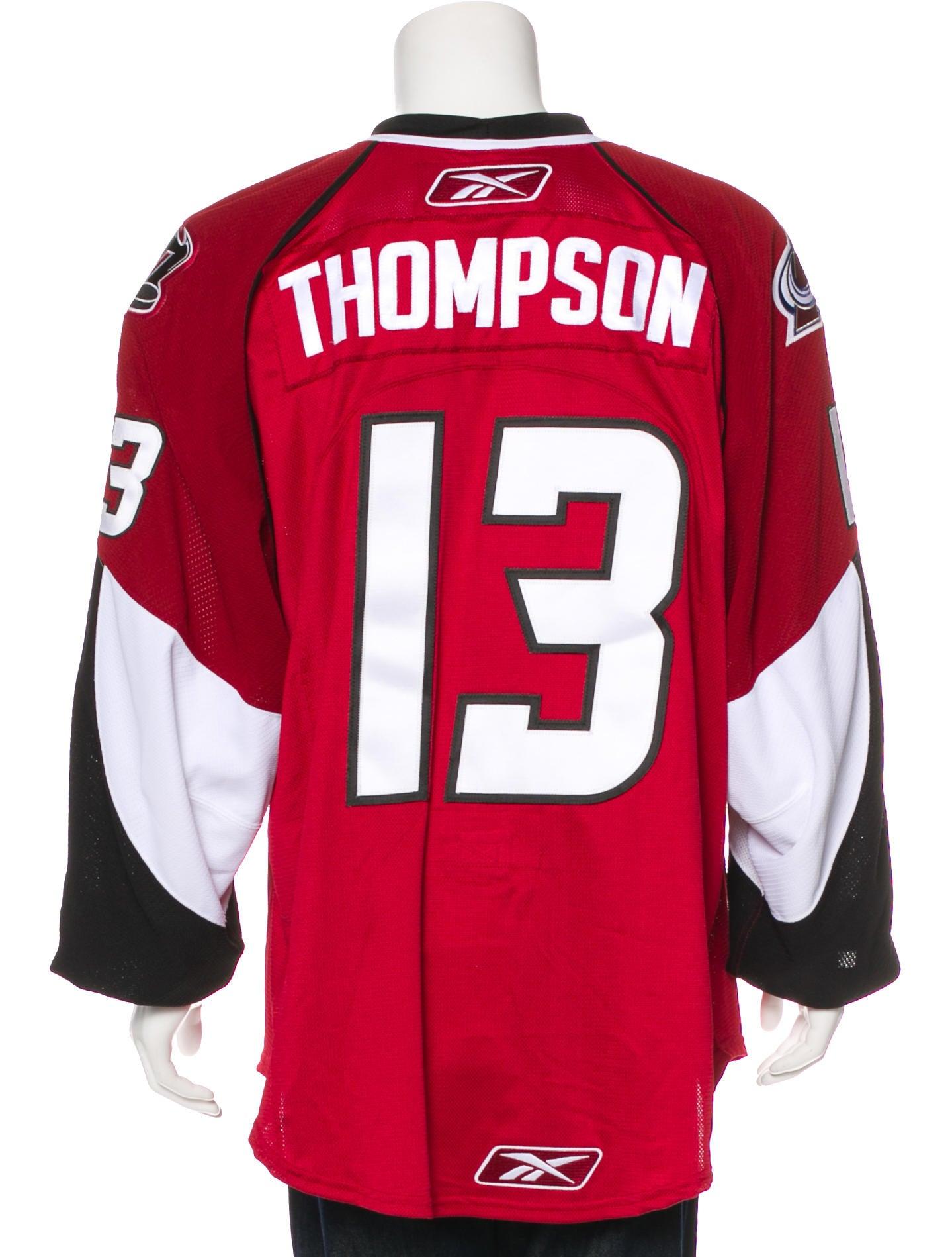 Reebok Lake Erie Monsters Hockey Jersey - Clothing ...