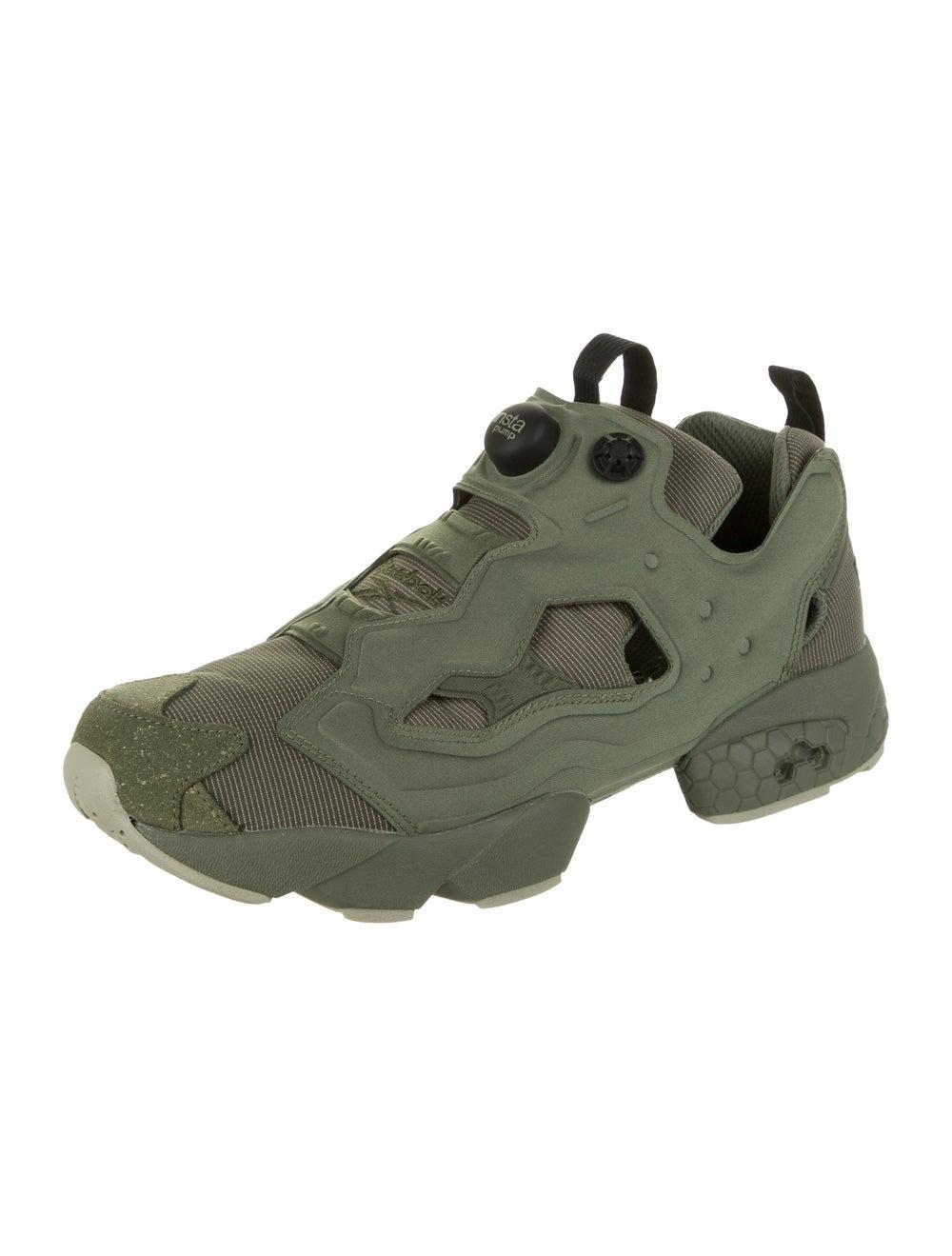 Reebok Instapump Fury Sneakers olive - image 2