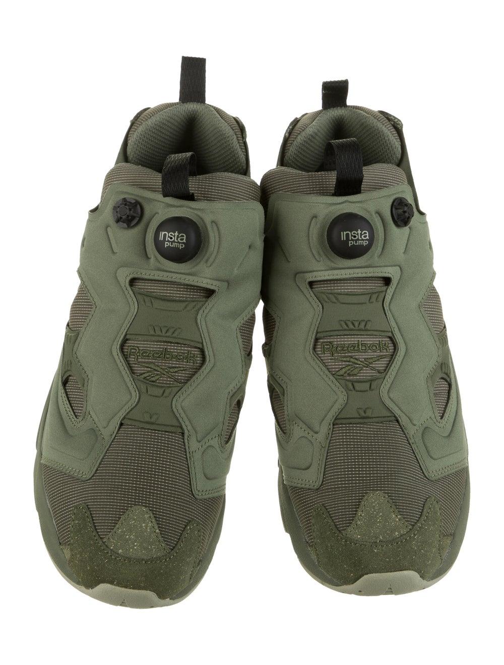 Reebok Instapump Fury Sneakers olive - image 3